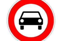 Almería corte tráfico