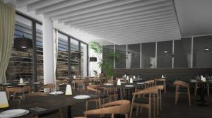 Almería restaurante edificio urbanismo
