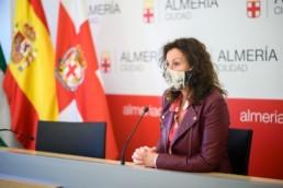 Ayuntamiento Almería María Vázquez