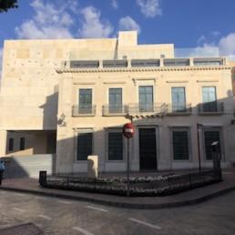 Almería urbanismo casco histórico