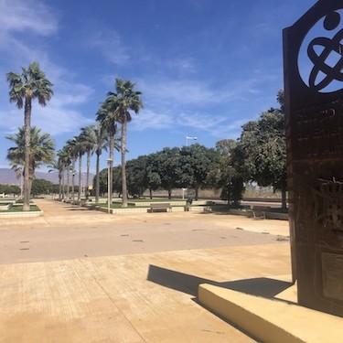Almería servicios municipales parques