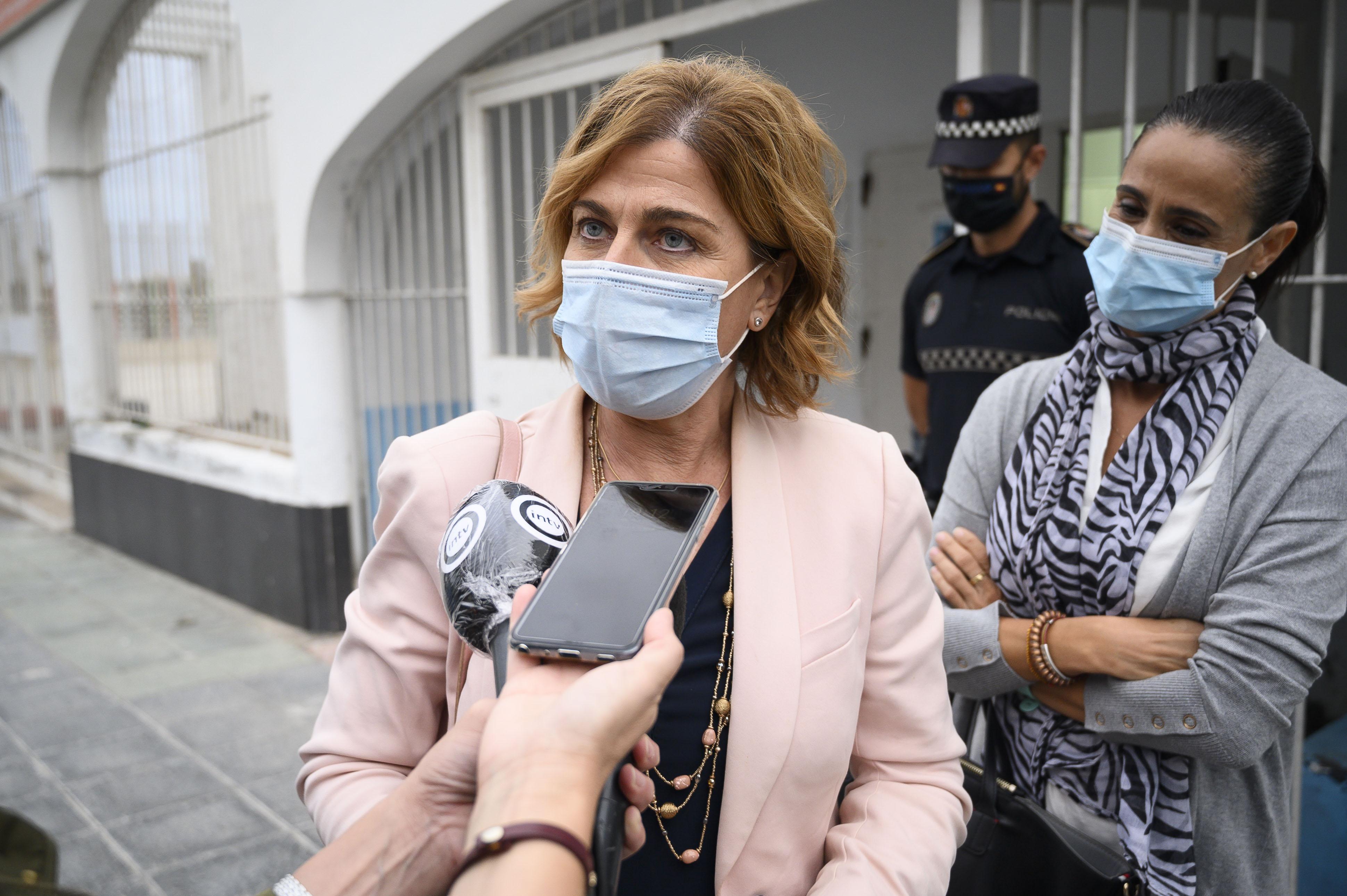 Almería coronavirus etnias