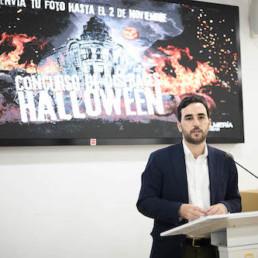 Almería concurso Halloween 2020