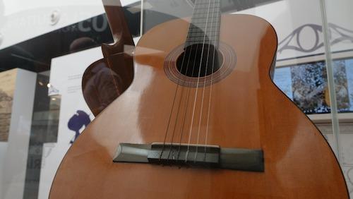 Almería guitarras Antonio deTorres
