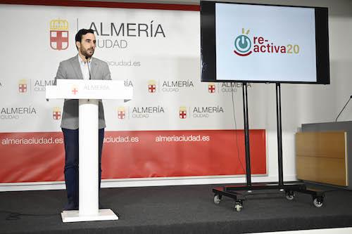 Plan Reactiva Comercio Almería