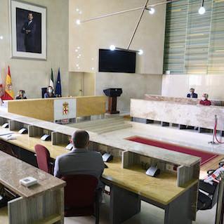 Ayuntamiento Almería reunión regantes