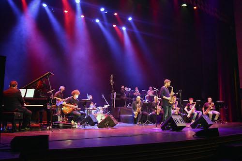 Almería jóvenes talentos Jazz