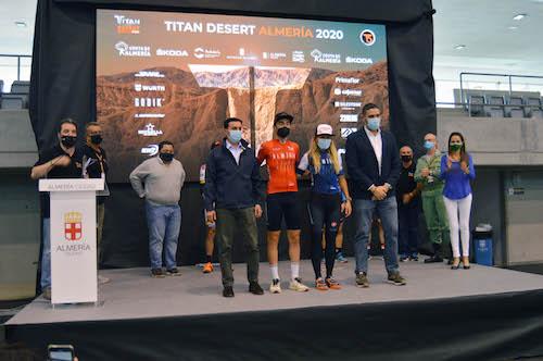 Ganadores Titan Desert Almería
