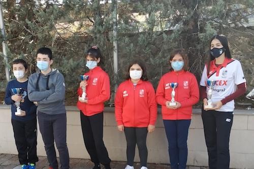 Almería deportes campeones ajedrez