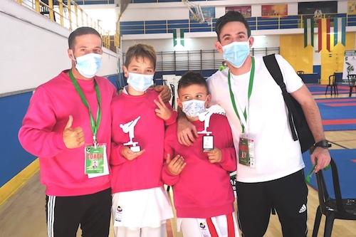 Almería deportes campeones kárate