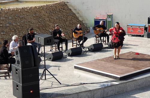 Almería cultura La Rabota
