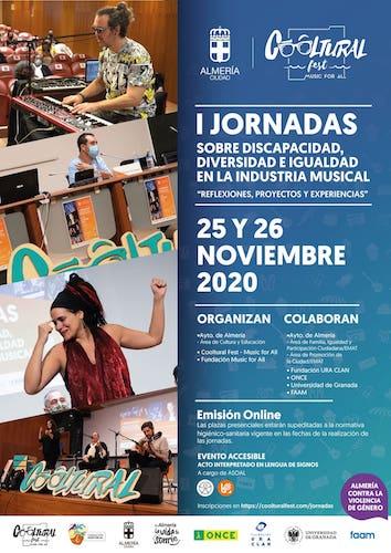 Almería discapacidad CoolturalFest