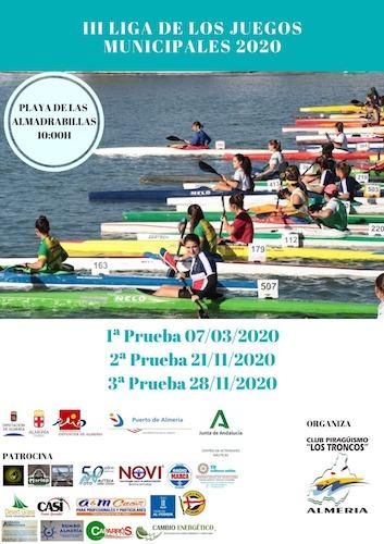 Almería deportes regatas JDM