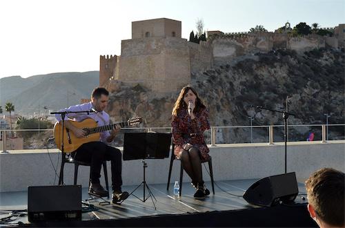 Almería cultura Carmen Muyor