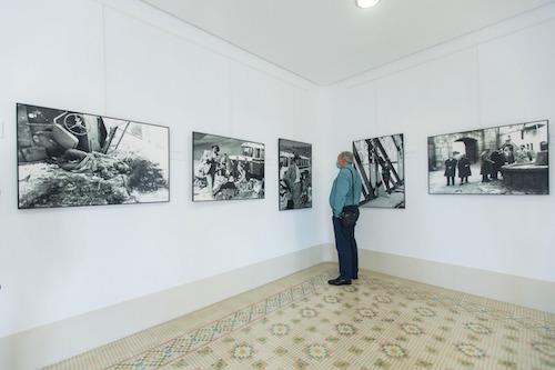 Almería exposición Casa Cine