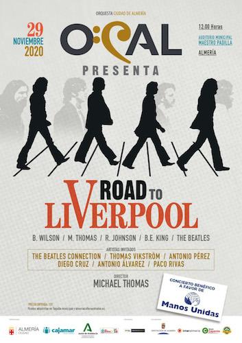 Almería cultura OCAL Beatles