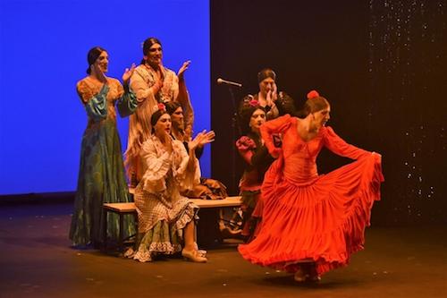 Almería Cultura viva Flamenco