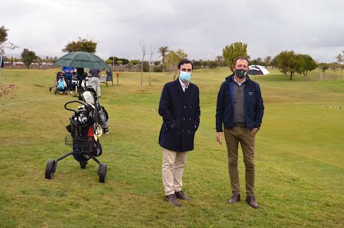 Almería promoción Golf