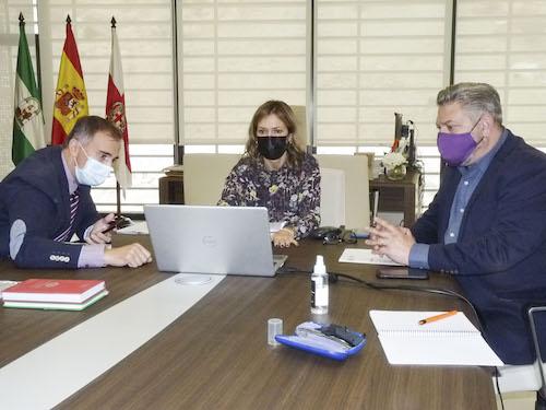 Ayuntamiento Almería Delegado educación