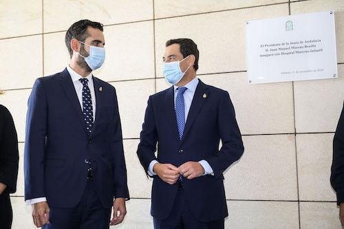 Inauguración Hospital Materno Almería