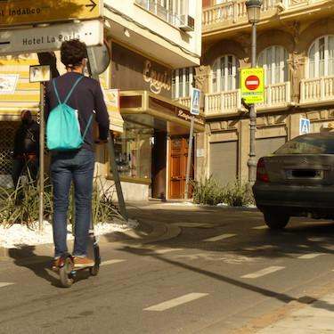 Almería ayudas patinete Re-activa20