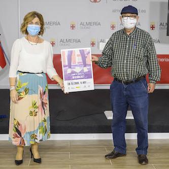 Ayuntamiento Almería campaña alcohol
