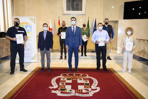 Alcalde Almería subvenciones comercios
