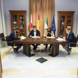 Contrato EDAR Cabo Gata