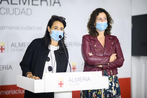 Ayuntamiento Almería iniciativa movilidad