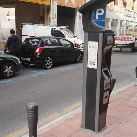 Almería movilidad zona azul