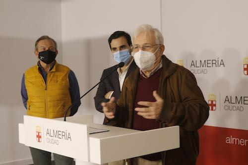 Paseo Almería guía interpretación
