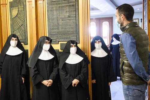 Alcalde Almería religiosas Navidad