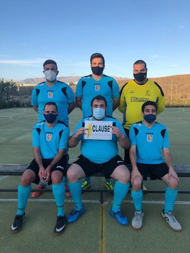 Almería deportes municipales adaptados