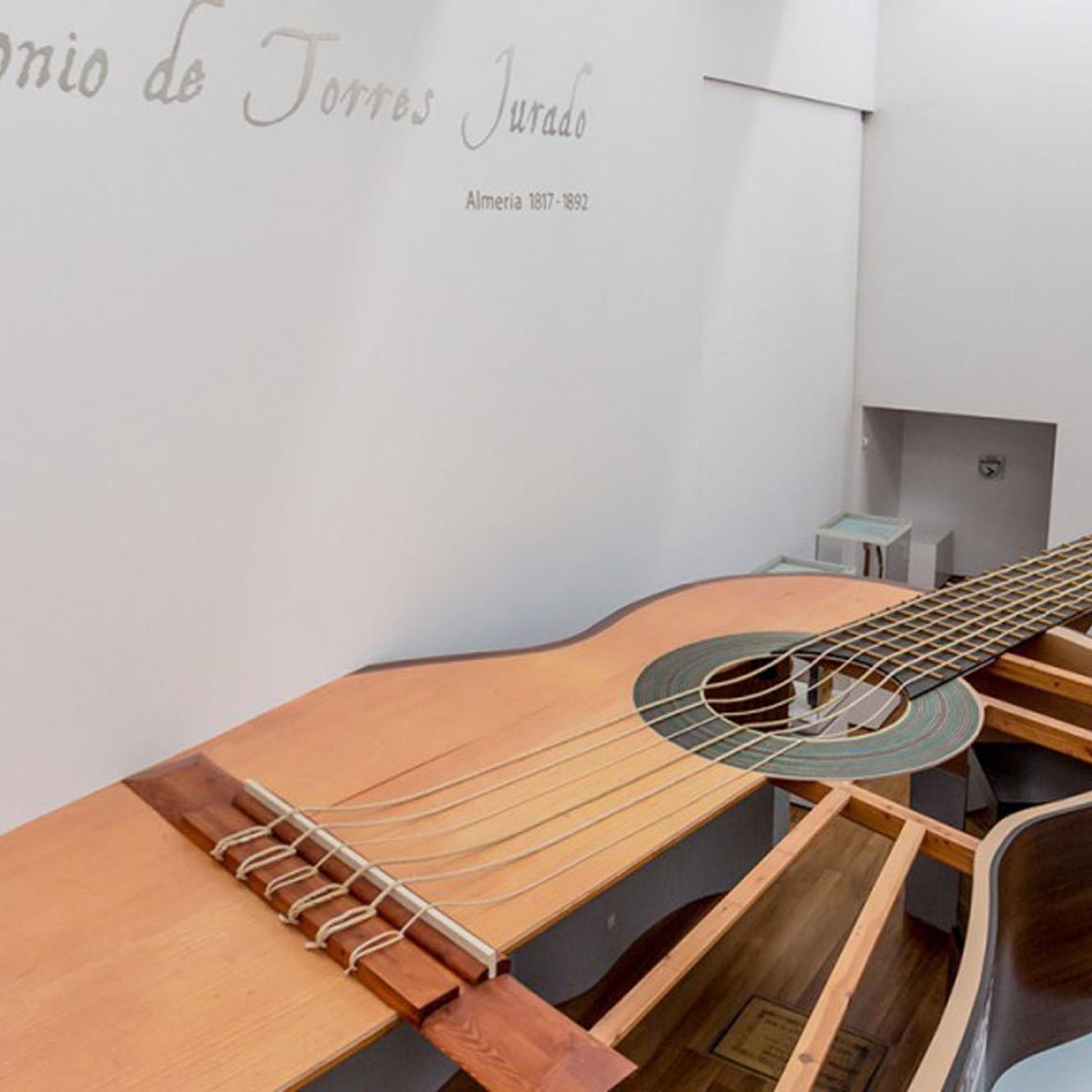 Museo de Guitarra Almería