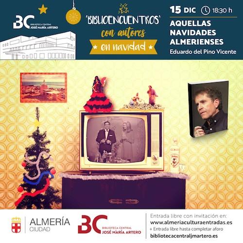 Almería Cultura Biblioencuentros
