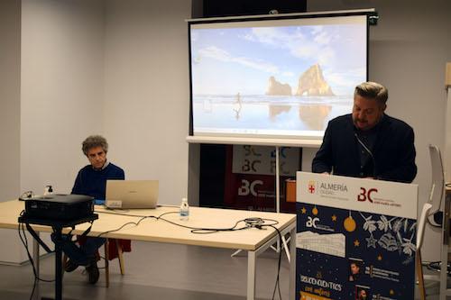 Almería cultura Biblioencuentros autores