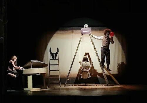 Almería cultura cine mudo