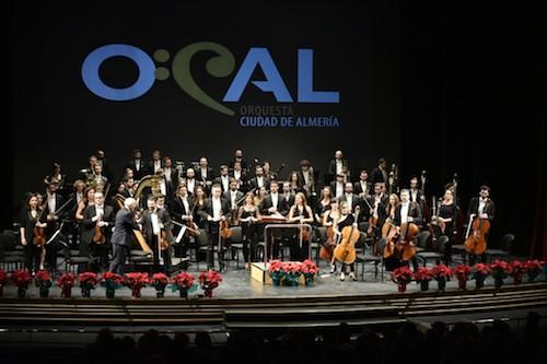 Almería cultura música OCAL