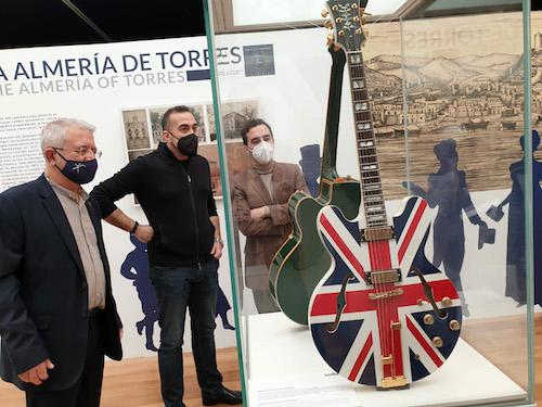 Almería Promocion Guitarras Electricas