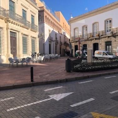 PLAZA ADMINISTRACION VIEJA Almería