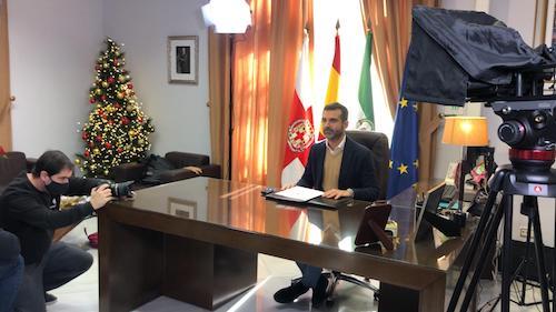 Mensaje Navidad Alcalde Almería