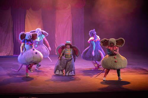 Almería cultura infantil Dumbo