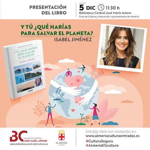 Isabel Jiménez libro Almería