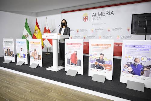 Almería campaña limpieza sostenibilidad