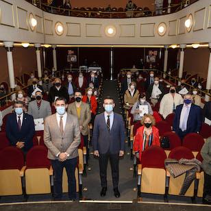 Ayuntamiento Almería funcionarios jubilados