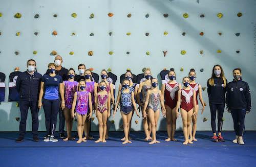 Almería gimnasia Stella Maris