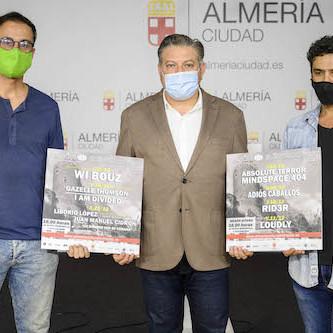 Almería meson eléctrico fest