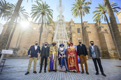App Reyes Magos Almería