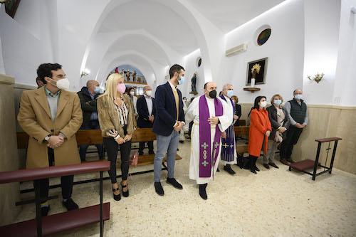 Almería remodelacion iglesia alquian