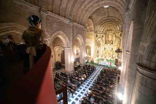 Santuario Virgen del Mar
